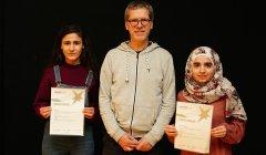 Zweiter Preis beim Landeswettbewerb Jugend forscht